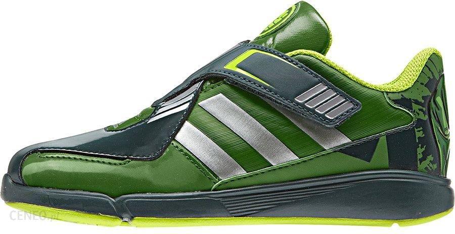 Adidas Buty dziecięce Marvel Avengers Hulk C zielone r. 31 (AF3989) Ceny i opinie Ceneo.pl