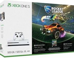 Microsoft Xbox One S 500GB + Rocket League
