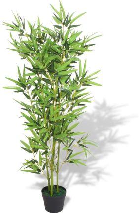 Sztuczne kwiaty doniczkowe por wnaj ceny ofert na for Bamboe plant