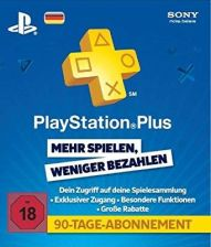 PSN Plus 90 Days / PlayStation Plus 3 Month DE Store