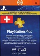 PSN Plus 90 Days / PlayStation Plus 3 Month CH Store