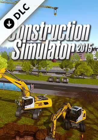 Construction Simulator 2015: Liebherr A 918 (PC) EU - Ceneo pl