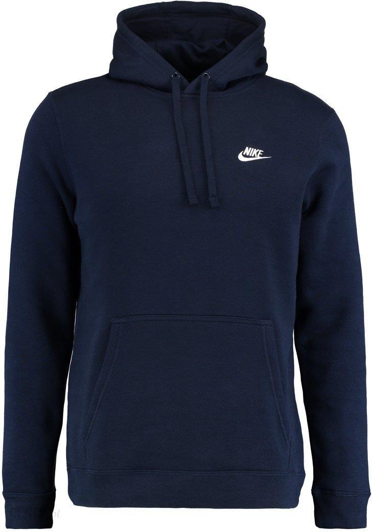 ekskluzywne oferty autentyczna jakość zniżka Nike Sportswear CLUB Bluza z kapturem obsidian - Ceny i opinie - Ceneo.pl