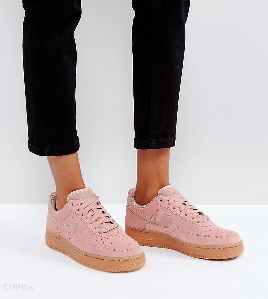 Nike Womens Air Force 1 07 Particle Pink