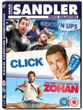 Adam Sandler Box Set [3DVD]
