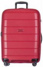 4dc31123a8746 PUCCINI walizka duża twarda z kolekcji MADAGASCAR MADAGASKAR PP013 4 koła  zamek szyfrowy TSA materiał polipropylen
