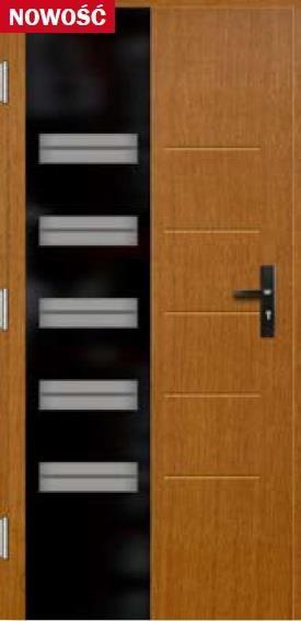 Drzwi Zewnetrzne Erkado Glass P126 Opinie I Ceny Na Ceneo Pl