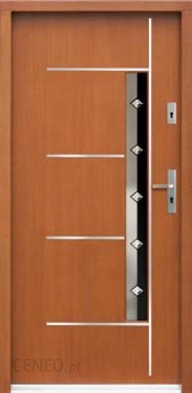 Drzwi Zewnetrzne Erkado Inox P90 Opinie I Ceny Na Ceneo Pl