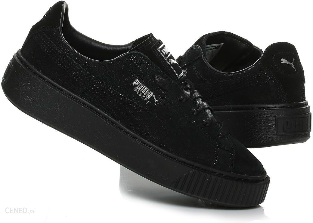 buty sportowe damskie czarne puma