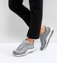 Nike Air Max 97 Ultra '17 Velvet Trainers In Grey Grey Ceneo.pl