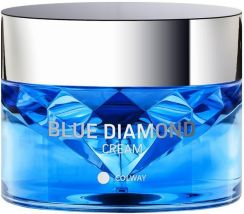 Colway Blue Diamond Krem niebieski diament 50ml