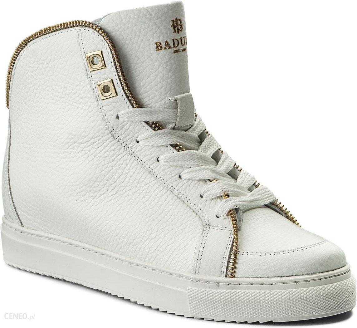 2a01d4e1 Sneakersy BADURA - 6337-69-M Biały 1304 - Ceny i opinie - Ceneo.pl