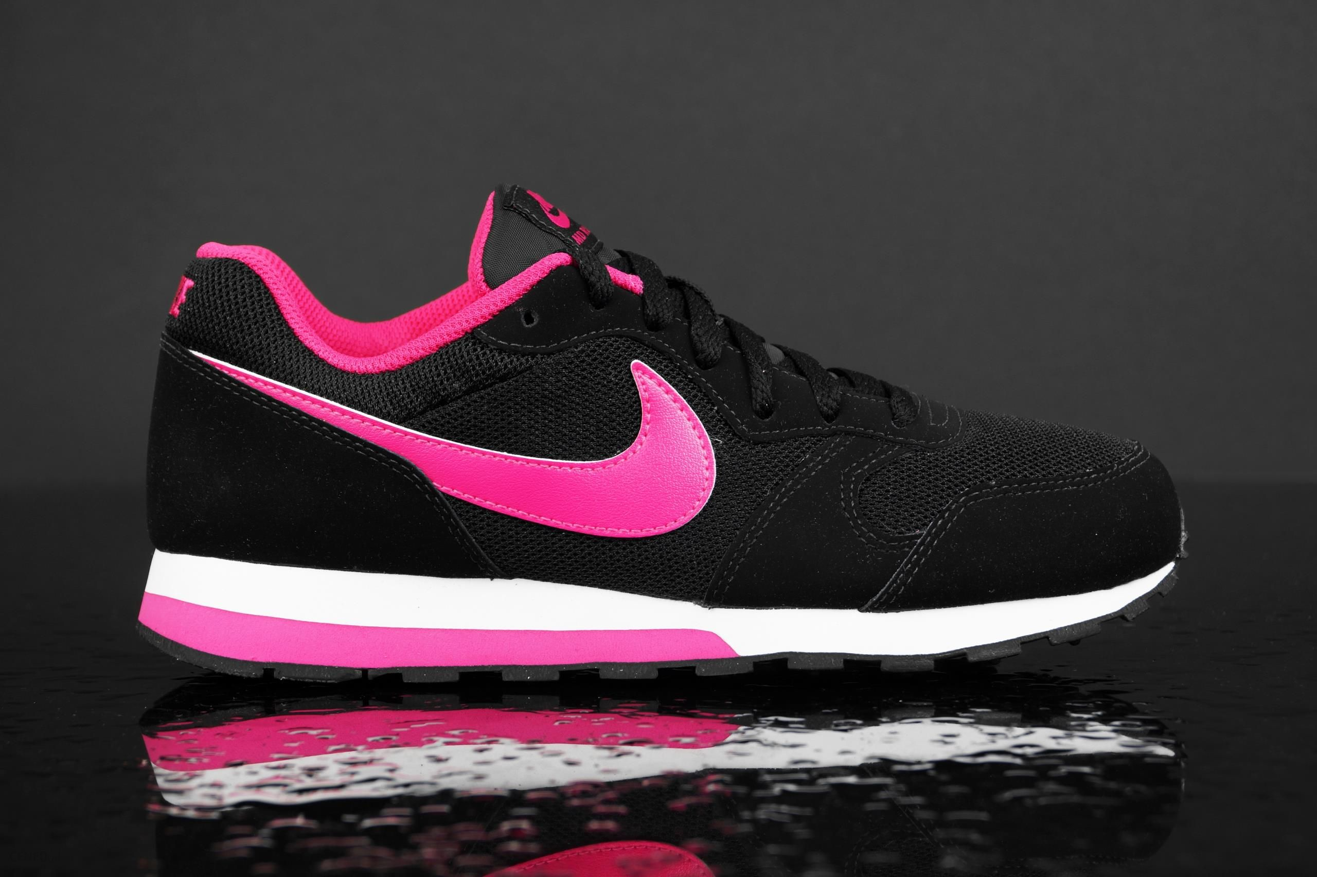 BUTY NIKE MD RUNNER 2 (GS) 807319 006 Ceny i opinie Ceneo.pl