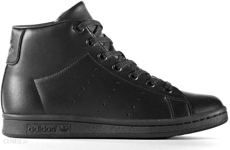 wykwintny design różne style wyprzedaż w sprzedaży Buty Adidas ORIGINALS STAN SMITH MID J (BZ0097) - czarny - Ceny i opinie -  Ceneo.pl