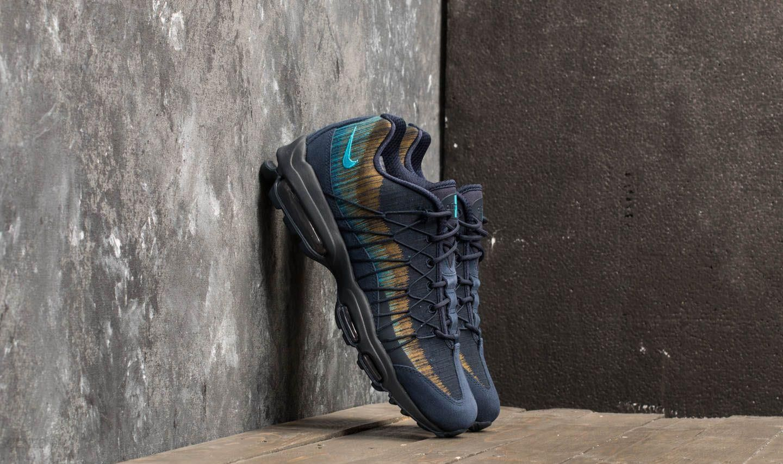 Nike Air Max 95 Ultra Obsydian