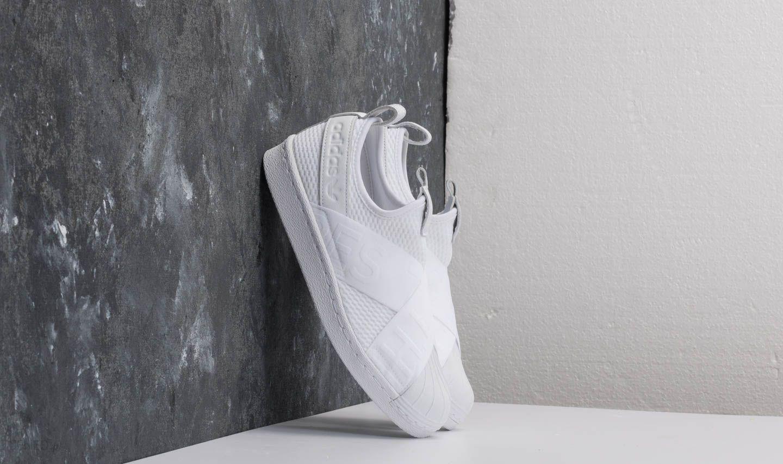 beef942b0 Adidas Superstar Slip-On W Ftw White  Ftw White  Core Black - Ceneo.pl