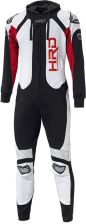 Held Kombinezon Slade Jumpsuit Black/Red Xxl