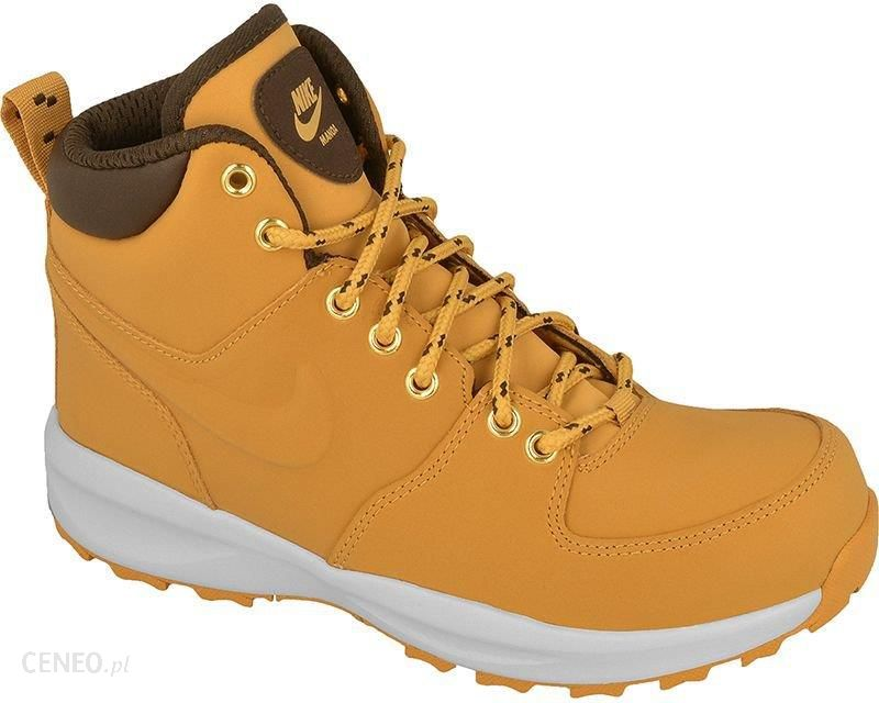 Nike Buty juniorskie Sportswear Manoa GS brązowe r. 38 (AJ1280 700) Ceny i opinie Ceneo.pl
