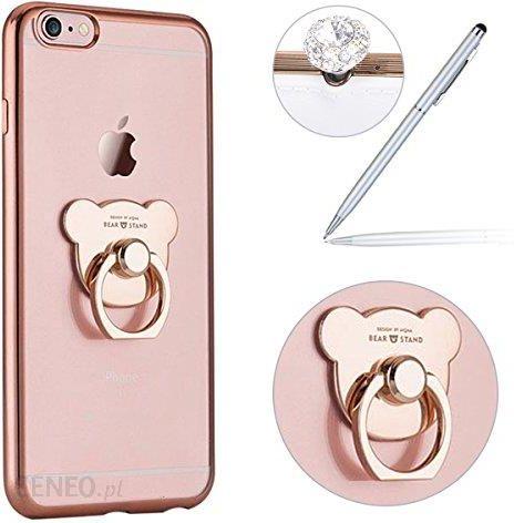 pretty nice 3aa7e 5e2b1 Amazon felfy etui iPhone 8 blask złota, iPhone 7 etui silikonowe etui  ochronne przezroczysty, iPhone 7 przed uderzeniami i zarysowaniami Ultra ...