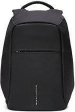 34ea49f954640 Amazon Bison Denim plecak na laptopa Business biznesowych plecak plecaki z  portem USB do ładowania