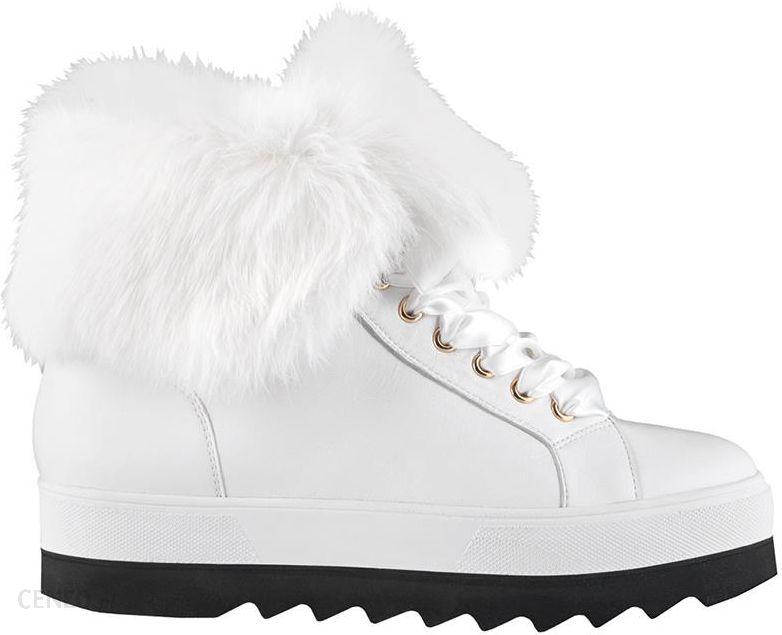 Damskie buty zimowe (białe) HÖGL 4 101830 Ceny i opinie Ceneo.pl