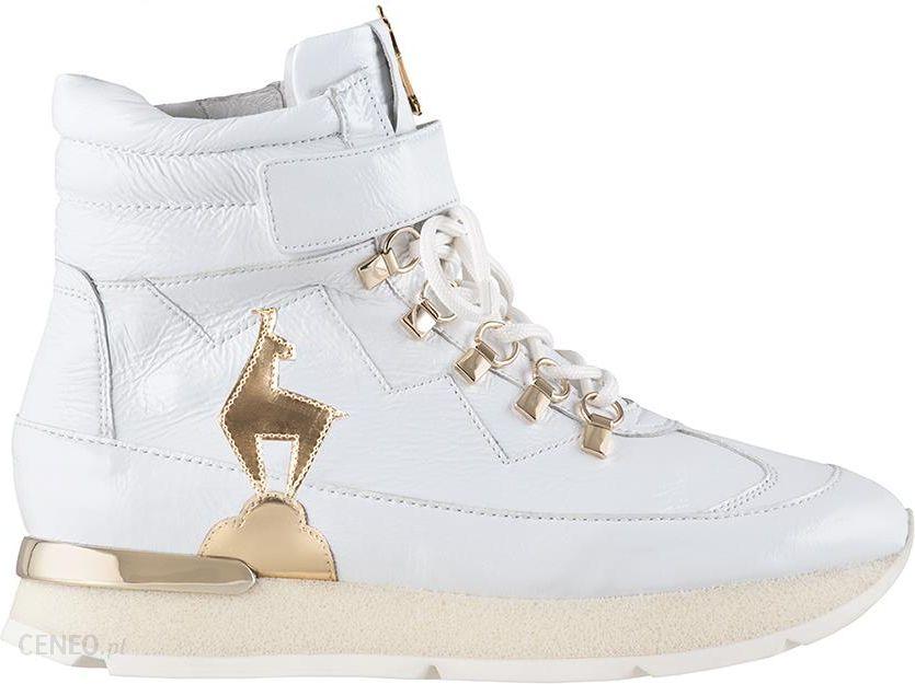 Sneakersy damskie białe HÖGL - Ceny i opinie - Ceneo.pl 816343a8fa