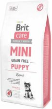Brit Care Mini Grain Free Puppy Lamb bez zbóż 7kg
