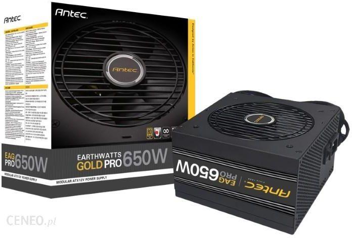 Antec EAG PRO GOLD 650W (ANTEA650GPRO)