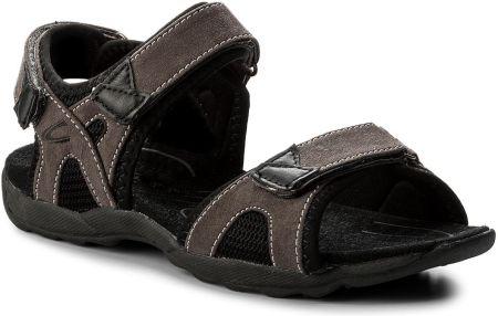 fd57eabc9bcce Sandały ECCO - Intrinsic Sandal 84200351052 Black/Black - Ceny i ...