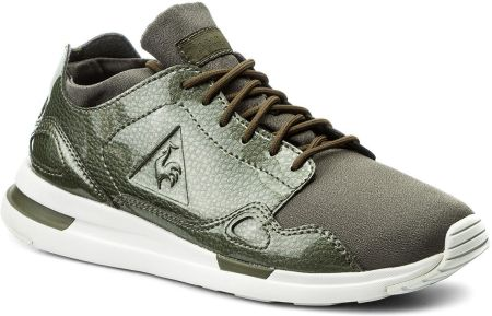 Sneakersy LE COQ SPORTIF - Lcs R Flow W Coated S Leather 1810026 Olive Night