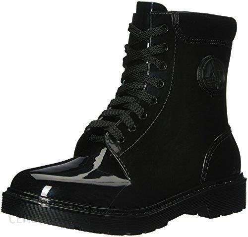 fe149aaa7ac47 Amazon Armani dżinsy damskie stivale Combat Boots - czarny - 40 EU -  zdjęcie 1