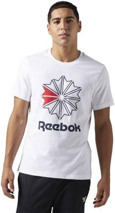 d86c32fe Koszulka Reebok BE More Human BQ8255 rozm. XL - Ceny i opinie - Ceneo.pl