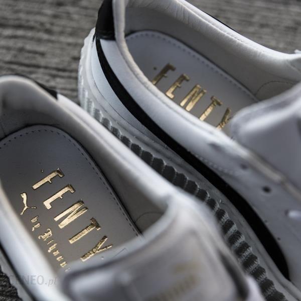 Buty damskie sneakersy Puma Creeper x Fenty by Rihanna White & Black 364462 01 BIAŁY Ceny i opinie Ceneo.pl