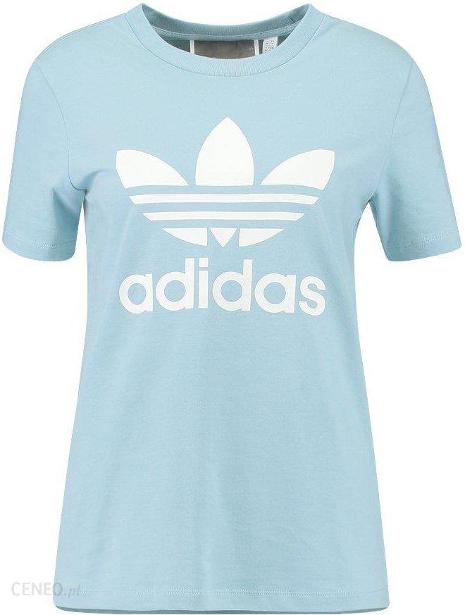 Adidas Originals Refoil Tee T Shirt Z Nadrukiem Czarny