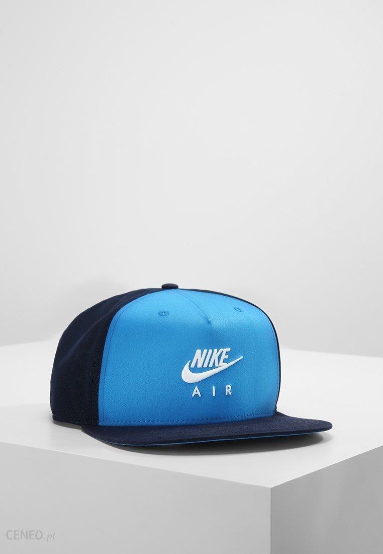 c72977bf4a3 Nike Sportswear PRO AIR Czapka z daszkiem blue obsidian black white -  zdjęcie