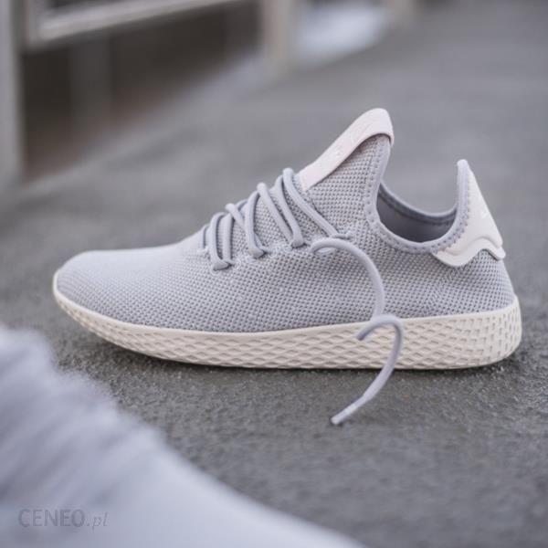 d44890d2e Buty damskie sneakersy adidas Originals Pharrell Williams Tennis Hu DB2553  - SZARY - zdjęcie 1