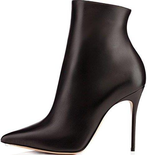 256a4a154b3f1 Amazon elashe damskie sztyblety | 10 cm modne damskie botki | Wysoka buty  kostek z