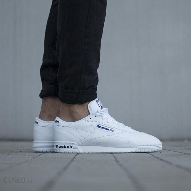 Buty męskie sneakersy Reebok Ex O Fit Lo Clean Int AR3169 BIAŁY