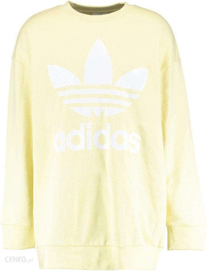 0976dd831 Adidas Originals ADICOLOR TREF OVER CREW Bluza missun - Ceny i ...