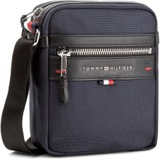 48078b8680948 Saszetka TOMMY HILFIGER - Elevated Mini reporter AM0AM03186 413 eobuwie