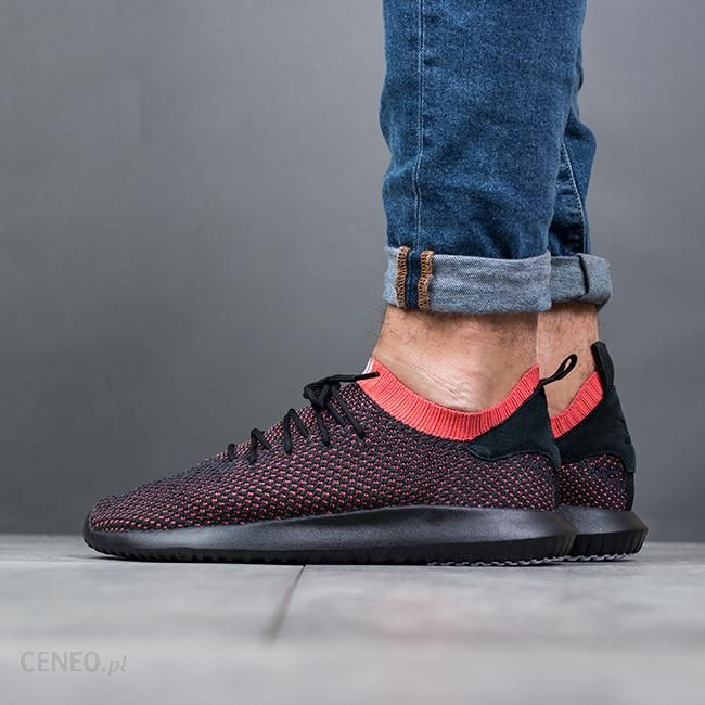 Buty męskie sneakersy adidas Originals Tubular Shadow Primeknit AC8792 CZARNY Ceny i opinie Ceneo.pl