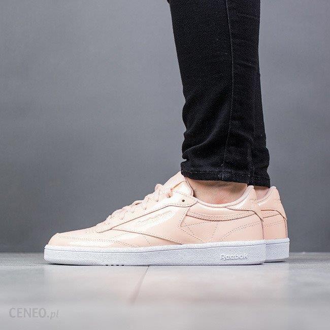 finest selection 8717d f8c63 Buty damskie sneakersy Reebok Club C 85 Patent BS9778 - zdjęcie 1