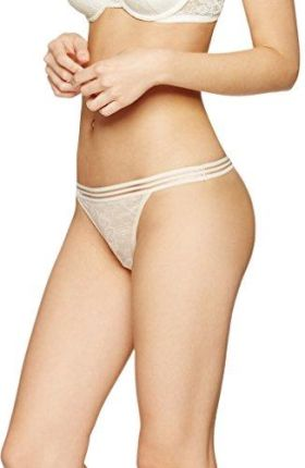 the latest 9924b c4f8a Amazon Iris & Lilly Damen String Graphic Sexy Beige XX-Large