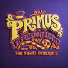 Primus & The Chocolate Factory With The Fungi Ensemble. CD