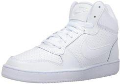 purchase cheap 9e450 f78c5 Amazon Damskie Nike WMNS Court Borough Mid buty do koszykówki - biały -  37.5 EU