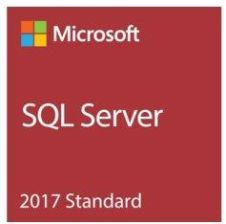 Microsoft SQL Server Standard 2017 DVD BOX (22811033)
