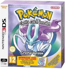 Pokemon Crystal DCC (2DS/3DS)