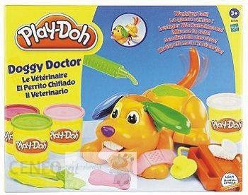 Hasbro Play Doh Weterynarz 22586 Ceny I Opinie Ceneo Pl