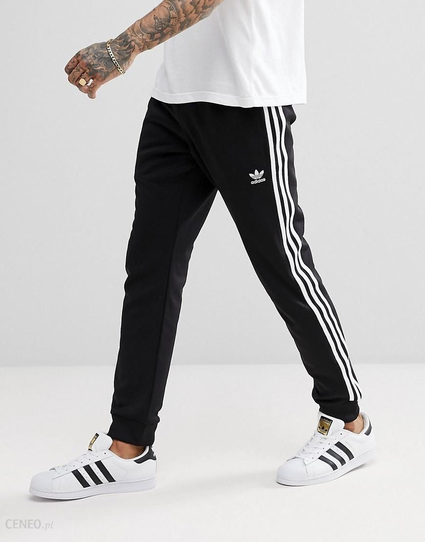 Spodnie męskie adidas Originals Adicolor CW1275 | CZARNY