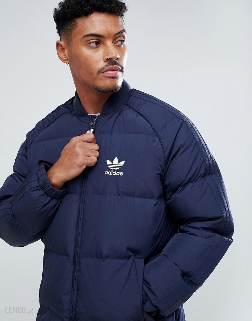 Adidas Originals Superstar Down Jacket In Navy BR4806 Navy Ceneo.pl